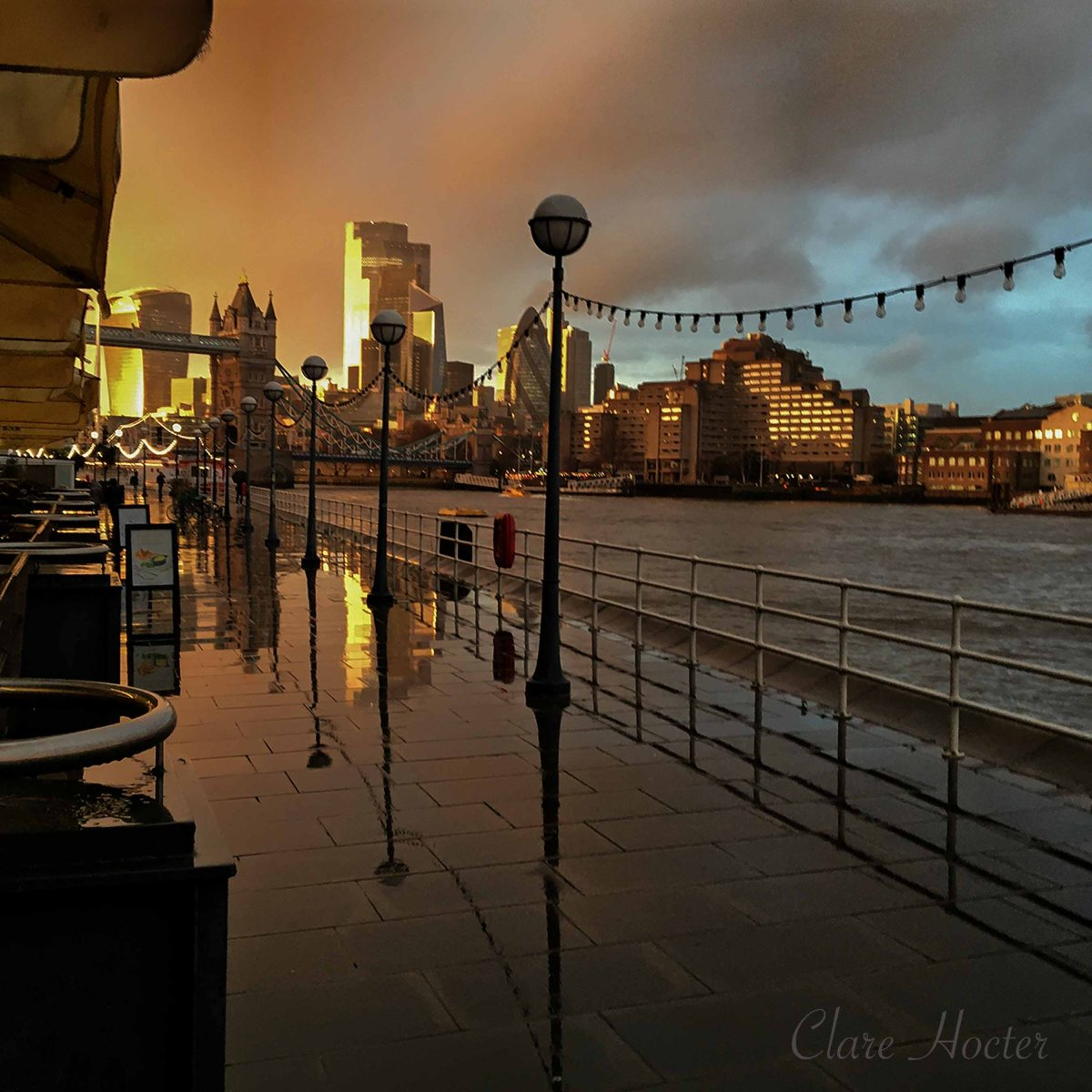 clare hocter photography, london landscape photography, london art photography, tower bridge photograph