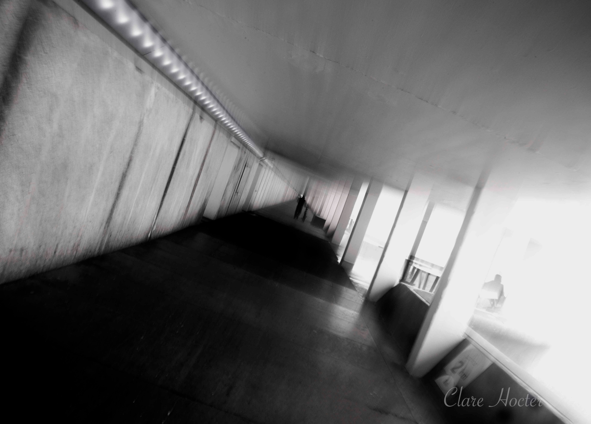 """alt=""""Photograph of Bottle Alley, Hastings, Clare Hocter"""""""