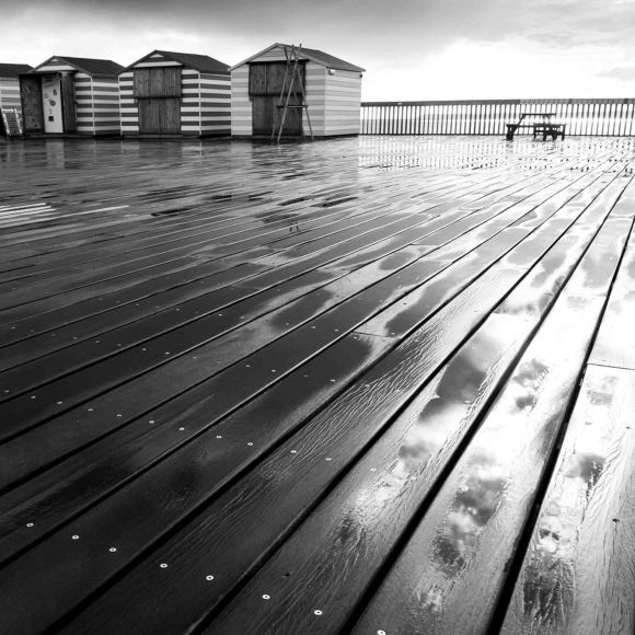 hastings pier photo black and white, photo clare hocter