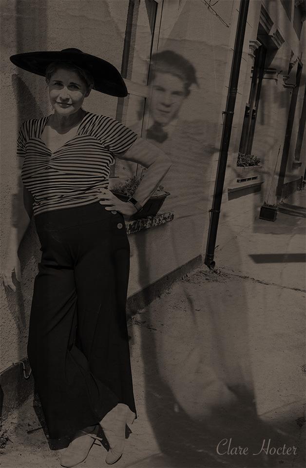vintage photo st leonards, photo clare hocter